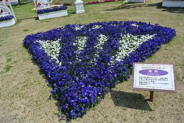 宝塚の庭 専科
